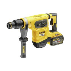 DEWALT - FLEXVOLT 60V MAX 1916 in Cordless SDS MAX COMBINATION HAMMER KIT - DCH481X2